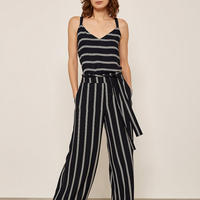 Stripe V-Neck Camisole