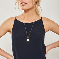 Button Side Camisole
