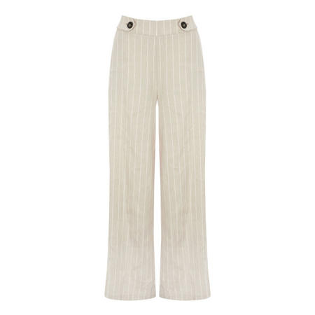 Striped Wide Trouser