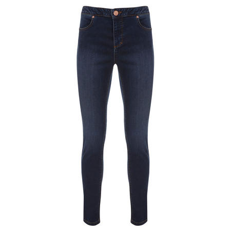 Atlanta Authentic Indigo Jegging Blue
