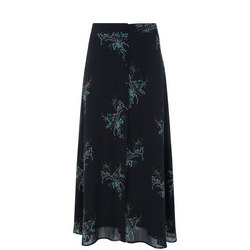 Jane Print Maxi Skirt