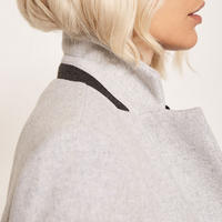 Luxe Patch Pocket Coat