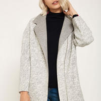 Salt & Pepper Coat
