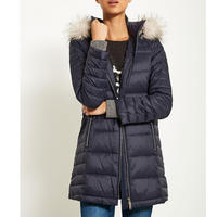 Quilted Light Parka