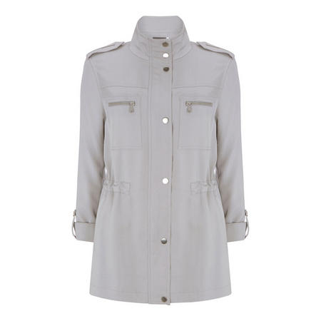 Dove Twill Jacket