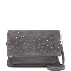 Hope Charcoal Star Stud Bag