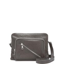 Scarlett Zip Leather Bag