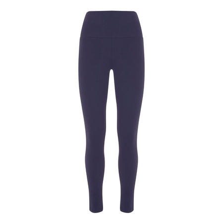 Navy Straight Legging Blue