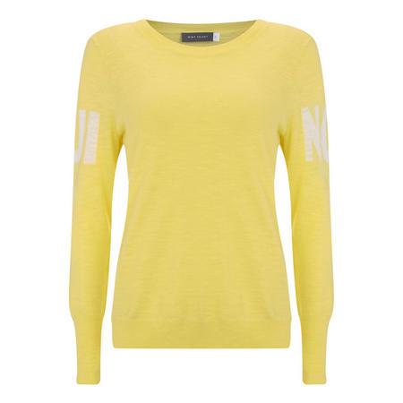 Lemon Oui Non Knit Yellow