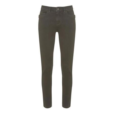 Orlando Zip Skinny Jean