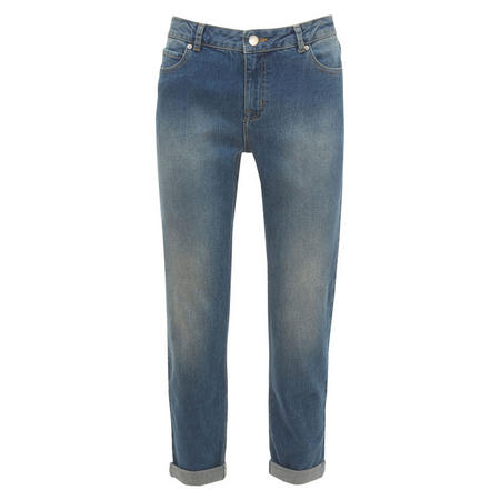Dakota Indigo Boyfriend Jean Blue