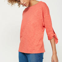 Watermelon Batwing Jersy Tee Red