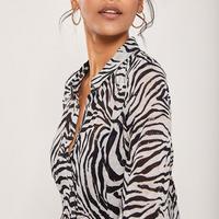 Naomi Shirt Dress