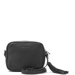 Esme Tassel Camera Bag Black