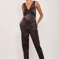 Lace Insert Camisole