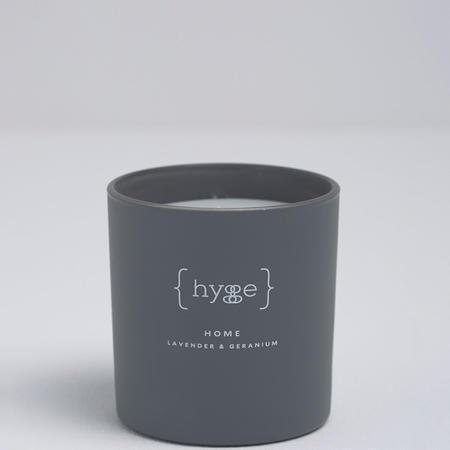 Home Lavender Geranium Candle