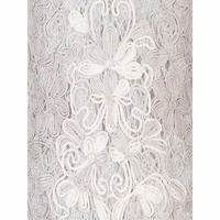 Ice/Ivory Ombre Cornelli Lace Dress