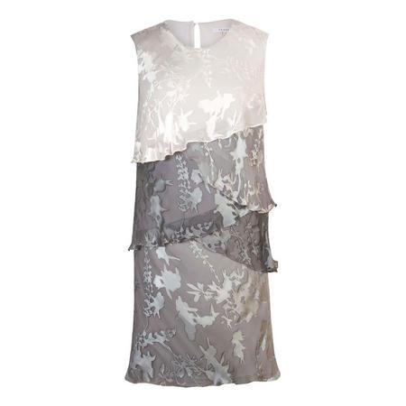 Ombre Devoree Multi Layered Dress