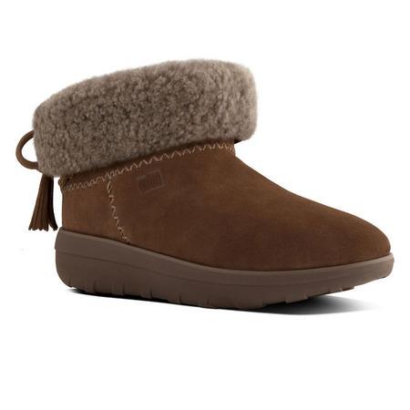 Mukluk Ii Tassel Boots Brown