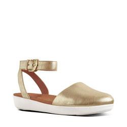 Cova Sandal Lhr Metal Gold
