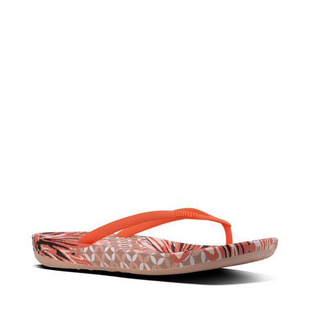 Iqushion Daisy-Print Pink