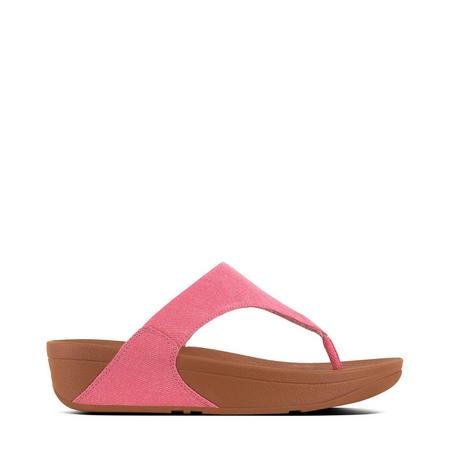Lulu Denim Shimmer  Pink