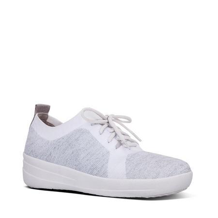 Uknit Sneakers Met Silver