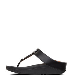 2e3d83ed7 FitFlop Halo Now €80.00. Was €100.00 · Lulu Padded Sandal