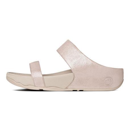 73ac63b45e3f Lulu™ Shimmersuede Slide Sandal Nude