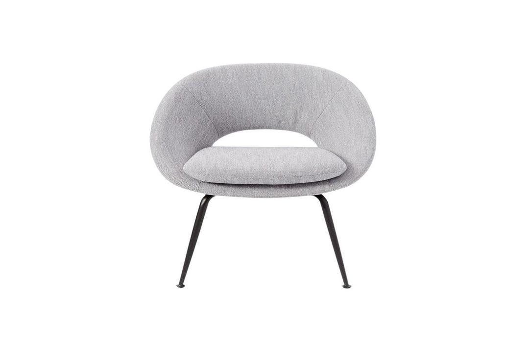 Orb Dining Chair, Grey