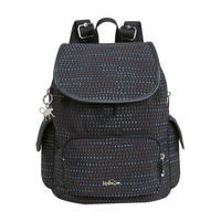 City Pack S Small Backpack Dotted Lines