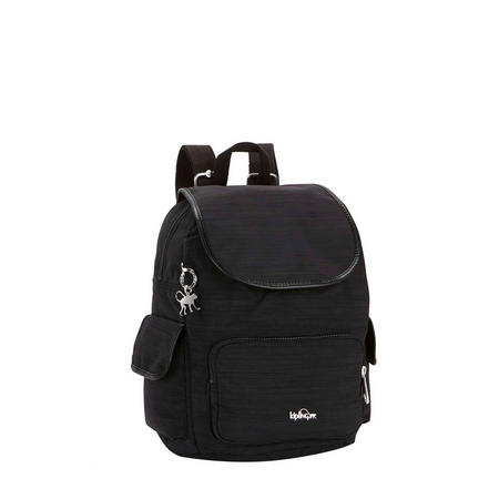 City Pack S Small Backpack Dazz Black