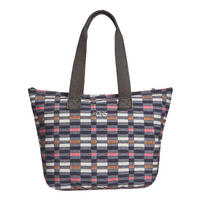 Niamh Lunchbag With Thermal Lining Kilim Print