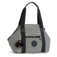 Art Mini Handbag Marine Stripy B