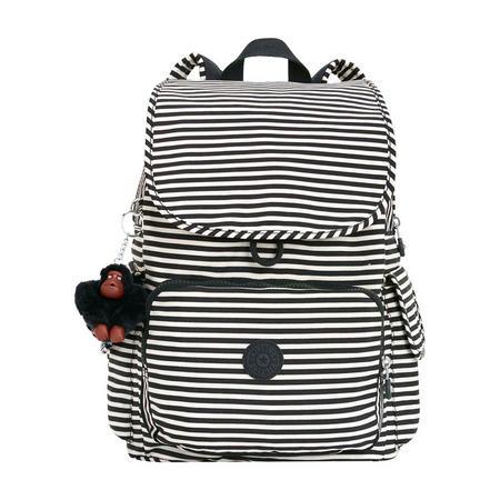 City Pack Backpack Marine Stripy