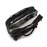 Netsia Wheeled Computer Bag Dazz Black