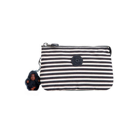 Creativity L Large Purse Marine Stripy