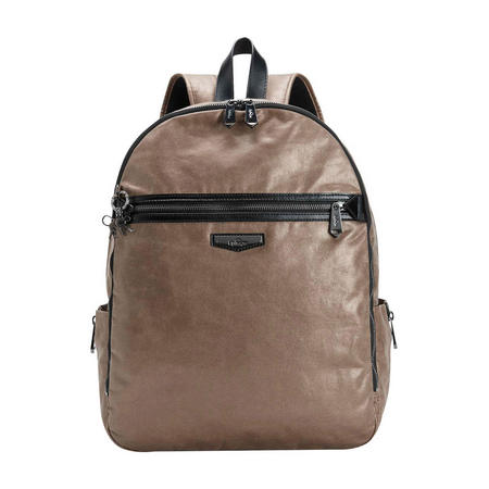 Deeda N Working Bag With Laptop Protection Burnt Copper