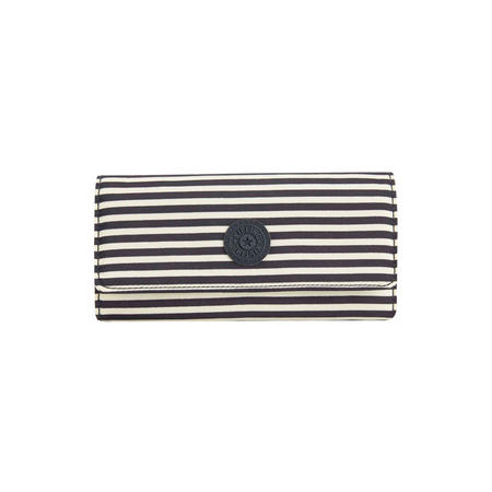 Brownie Large Wallet Marine Stripy