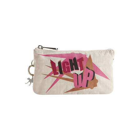 Creativity L Large Purse FUN Print