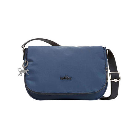 Earthbeat S Small Shoulderbag Satin Blue C