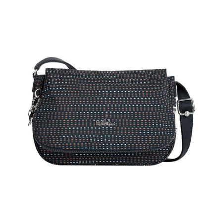 Earthbeat S Small Shoulderbag Dotted Lines