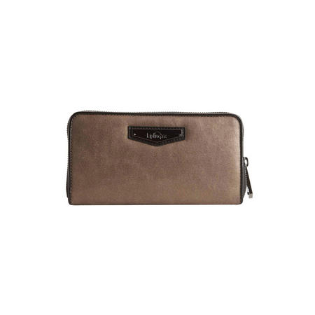 Nimmi Large Wallet Burnt Copper