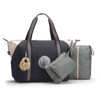 Art M Travel Tote Night Blue Q Bl