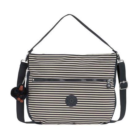 Fenna Shoulderbag Marine Stripy B