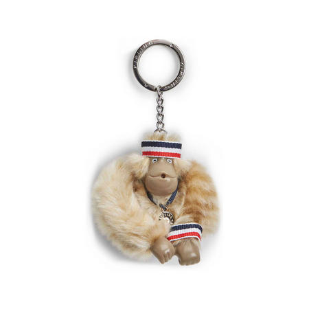 Sporty Monkey Collector Monkey M Silver Beige C