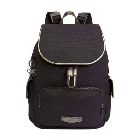 City Pack S Small Backpack Sirocco Grey