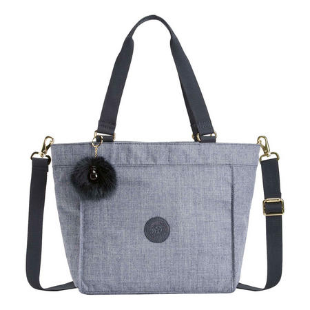 New Shopper S Small Shoulderbag Cotton Jeans