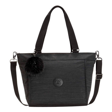 New Shopper S Small Shoulderbag True Dazz Black