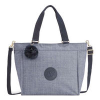 New Shopper L Large Shoulderbag Cotton Jeans